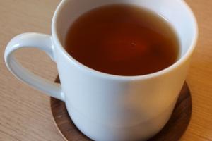 もっぱら紅茶派イメージ