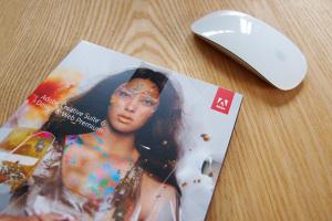 商売道具、AdobeのCS6イメージ
