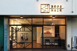 BROS HAIRさんOPEN!そして新現場イメージ