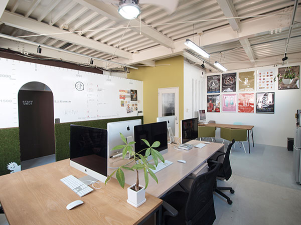 works更新_【K・O・M】 Design Labo 名古屋オフィスメインイメージ