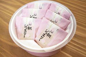 【本日のあまいモノ】白桃ジュエリー!イメージ