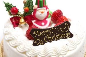 【本日のあまいモノ】クリスマスケーキ!Merry Christmas!イメージ