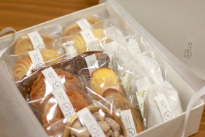 【本日のおいしいモノ】優しい味の焼き菓子!イメージ