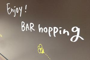 Enjoy! BAR hoppingイメージ
