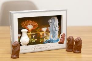 【本日のあまいモノ】チョコレート!イメージ