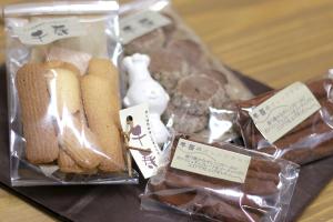 【本日のあまいモノ】焼き菓子とオレンジチョコ!イメージ