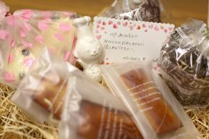 【本日のおいしいモノ】手作り焼菓子セット!イメージ