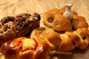 【本日のおいしいモノ】ほっこりパン!イメージ
