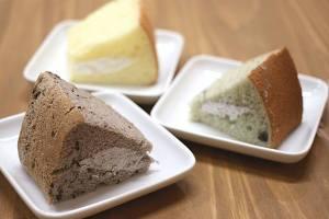 【本日のあまいモノ】しっとりふわふわシフォンケーキ!イメージ