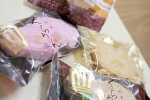 【本日のおいしいモノ】オーナーさんからの頂き物! 見た目も楽しい豊田の和菓子!イメージ
