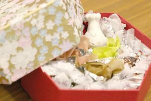 【本日のあまいモノ】優しくてまろやかな甘さ…白鷺宝!イメージ