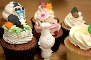 【本日のあまいモノ】見た目がキュートなカップケーキ!イメージ