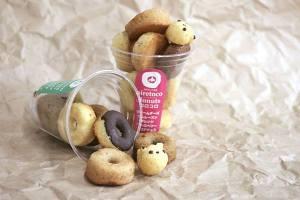 【本日のおいしいモノ】コロロっとかわいい一口サイズのドーナッツ!イメージ