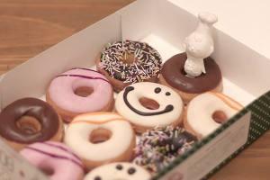 【本日のあまいモノ】 あまーい!ドーナツ!イメージ