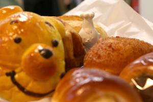 【本日のおいしいモノ】お腹が減ったらパン!イメージ