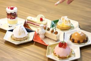 【本日のあまいモノ】ケーキ!イメージ
