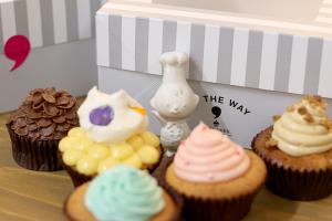 【本日のあまいモノ】 美味しい!可愛い!カップケーキ!イメージ