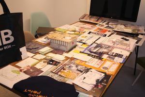 今度はグラフィックデザインの棚卸し〜デザイン事務所の実績3年分ナリ…イメージ