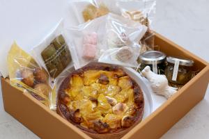 【本日のあまいモノ】毎月届く!rincotteセレクションの焼き菓子たち!イメージ