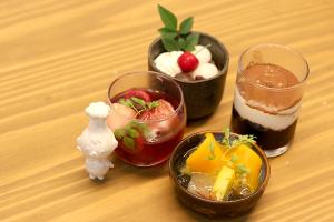 【本日のあまいモノ】パイナップルわらび餅!?ネタが豊富!夏にぴったりな甘味たち!イメージ