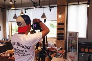店鋪デザインを担当させて頂いたブライトンベーカリーの竣工撮影。_ブライトンベーカリープロジェクトイメージ