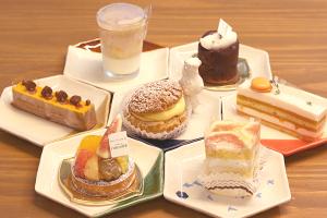 【本日のあまいモノ】rincotteのケーキたち!イメージ