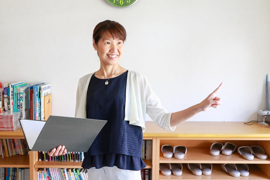 ポジティブママにスポットライトを当てる子育てマネージャー「ヒノヨコ」!メインイメージ