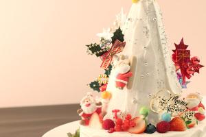 昨日の巨大なクリスマスケーキの正体は・・・?イメージ