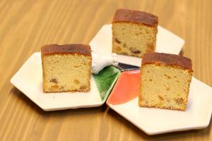 【本日のあまいモノ】 しあわせのえきのパウンドケーキ!イメージ