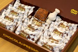 【本日のあまいモノ】 エスプレッソがじんわり染み込んだほろ苦ティラミスケーキ!イメージ