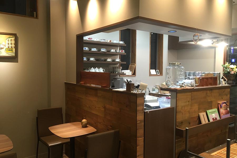 カフェ・ド・せんじゅさん、オープンしました!メインイメージ