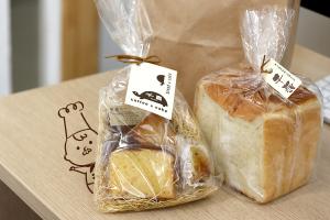 【本日のあまいモノ】店主が安心と素材にこだわった焼き菓子とやさしい甘さの食パン!イメージ