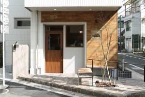 【進行中】世田谷区東松原の喫茶店、カフェド千寿さん竣工写真イメージ