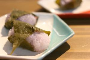 【本日のあまいモノ】手作り桜餅!イメージ