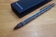 【日曜ユル書き】その03_三角スケール付きのボールペン〜設計の必須アイテム、サンスケ