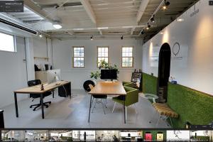Googleインドアビューで、KOMの事務所がついに公開!さ、殺風景すぎる!イメージ