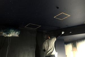 【進行中】塗装工事確認_金山ほしあかりプロジェクトイメージ