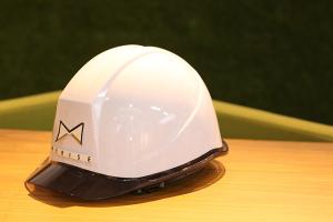 【進行中】オリジナルヘルメット!株式会社MERISE・ブランディング_vol.03イメージ