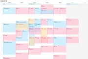 【日曜ユル書き】その21_最近のスケジュールと時間の使い方 〜チャットワークとか
