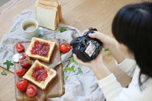 パンの香り漂うコムデザインラボ!イメージ