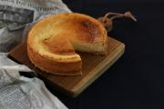 NUMOROUSさんの試作の燻製チーズケーキ(仮)をいただきました!_NUMOROUSプロジェクト