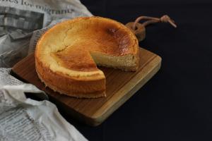 NUMOROUSさんの試作の燻製チースケーキ(仮)をいただきました!_NUMOROUSプロジェクトvol.10イメージ