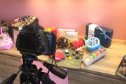 新年初の撮影はパティスリーエスさんでエスプレスvol.04の商品撮影!