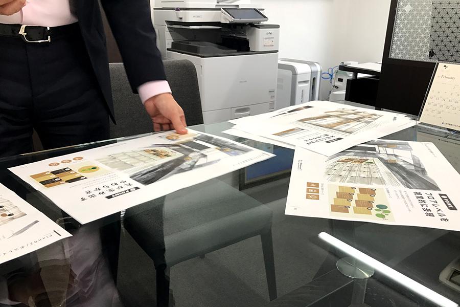 初回プレゼン&デザイン決定!_ファイブビル集合サインプロジェクトメインイメージ