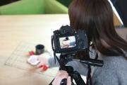 【PHOTO更新情報】小ざくらや一清のいちご大福おほほっ苺の撮影裏側