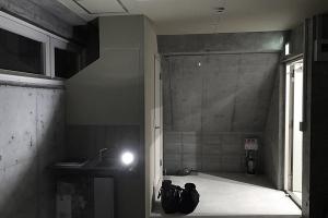 夜の現場確認!_吉祥寺整体院プロジェクトvol.01イメージ