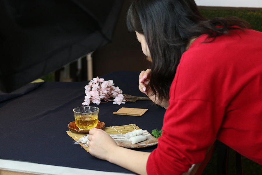 """【PHOTO更新情報】櫻米軒の南知多銘菓""""波まくら""""メインイメージ"""