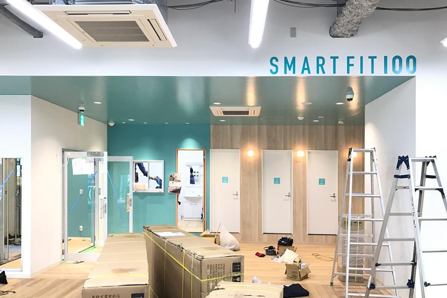 スマ100の店舗デザイン