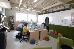あの頃のKOMの事務所