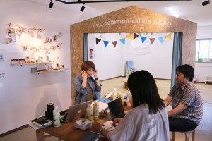 ドンドン進んでいます!!_KOMのブランドデザイン展プロジェクトvol.03イメージ